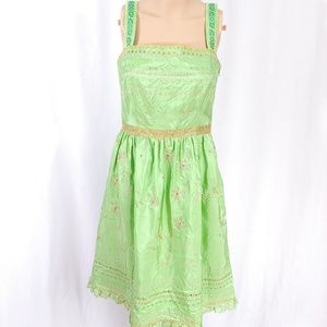 NWT Express Embroidered Embellished Dress SZ 8